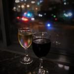 カフェドゥラプレス - グラスワイン