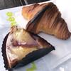 ラ・フルネ - 料理写真:洋梨のタルトとクロワッサン