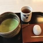 76482101 - 抹茶・きよめ餅