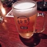 我楽多 再現 FACTORY駅前交民館 - 乾杯のビール