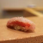 鮨 十兵衛 - 姫鯛 塩☆