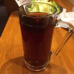 がブリチキン - 【料理】ホットウーロン茶