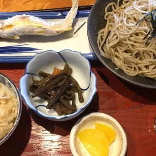そば処大川 - 料理写真: