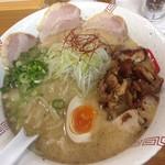 76488819 - 醤油チャーシュー麺990円