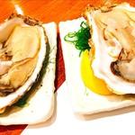 貝料理 吟 - ■生牡蠣1P ¥680