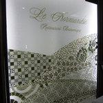パノラミックレストラン ル・ノルマンディ - 入口