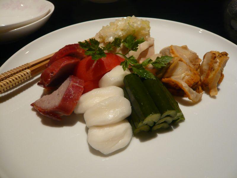 中国料理 李芳