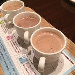 100% Chocolate Cafe. -