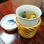 ちゃんこ谷 - ふぐ骨酒     ¥800