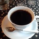 自家焙煎珈琲専門店 B.BROWN - 食後のコーヒー