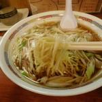 76494456 - ねぎらぁめん(麺リフト)