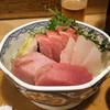 大衆割烹 三州屋 - 料理写真:刺身盛合せ