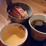 なっぱjuicy - お茶