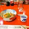 スタンドアサヒ - 料理写真:炊き合わせ & お酒