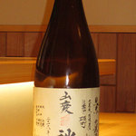 酒席料理 佳すい - 秋鹿(大阪)山廃純米無濾過原酒無農薬雄町 5勺 450円