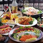 カフェレストラン ソレイユ - ソレイユの忘新年会プラン