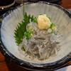 旬魚菜 しら川 - 料理写真:生シラス