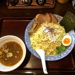 つけ麵 赤とんぼ - つけ麺 中300g(880円)