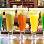 INDIA・ザ・すぱいす - ビールカクテル