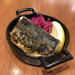 クラフトキッチン - 鯖の炙り焼きディル風