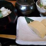 Shubouuoman - 鯛茶漬け御膳
