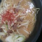 Noodle shop arakawa - 料理写真: