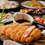 名物長崎芳寿豚と地場野菜 新町なみなみ - 料理写真: