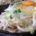 上州屋 - 連れて行ってくれた和食の料理人さんによると、季節によりキャベツの品種も変わるとのこと。