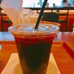 フレッシュネスバーガー - アイスコーヒー
