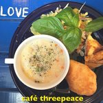 カフェ スリーピース - 料理写真: