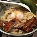 麺屋武蔵 神山 - つけ麺アップ