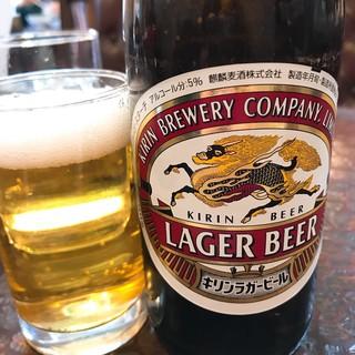 栄来軒 - ビール瓶で後輩を殴るのはやめましょう