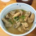 松 - モツ煮