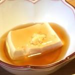 居様 - 平野屋の豆腐
