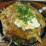 ぼてぢゅう - モダン焼き
