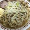 ラーメン二郎 - 料理写真:ラーメン小 野菜少なめ