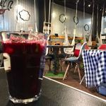 カフェ アサン - ぶどうジュース 400円