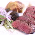 オーストラリア産 牛ハラミのステーキ