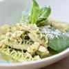トリッパと白インゲン豆のリグーリア風(バジルソース)
