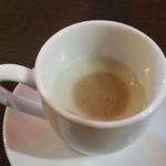 アントューカ - 和梨の冷たいスープみたいなもの