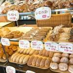 かもめパン - 料理写真: