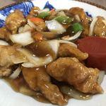 中華料理 楽鳳 - 酢豚 850円