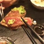 炭火焼dining おかげ家 - 牛タンリフト~♡