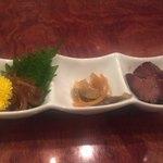杏梨 チャイニーズキッチン - 前菜