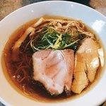 麺童豊香 - 淡麗中華そば・醤油