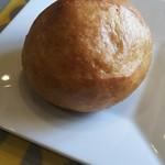 くうくう倶楽部 - おかわり自由の自家製パンも美味しい♪