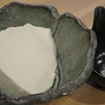 自彩菜酒処 渓 - 手作り豆腐