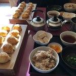 ちえ - 明石焼き定食