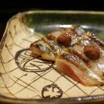 鮨みなと - 秋刀魚