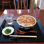 うどん浮内 - 料理写真:けんちんうどん(1.5玉)